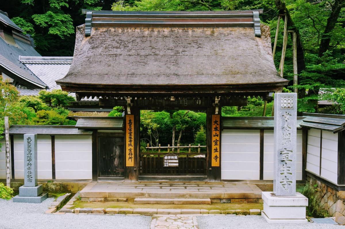 Muro-ji / 室生寺