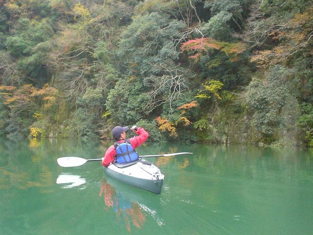 The best spot at Shorenji Lake / 青蓮寺湖絶景スポット