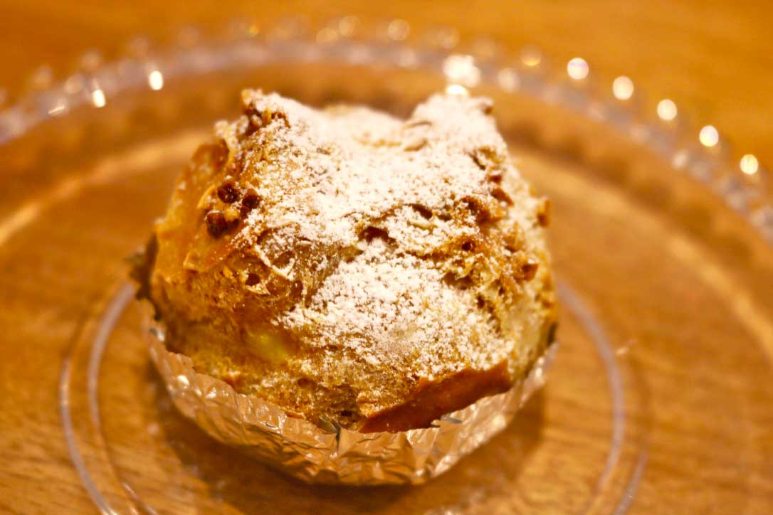Cream Puff at Ananda / シュークリーム