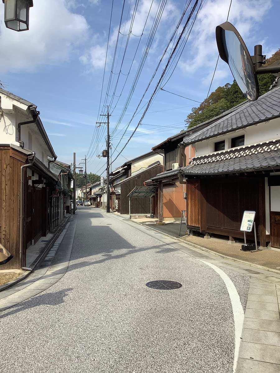 Uda-Matsuyama / 宇陀松山