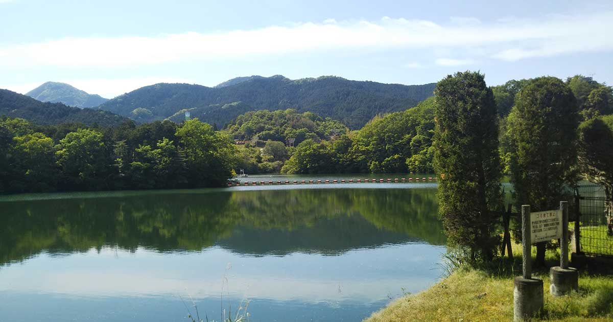 Murou Dam / 室生ダム