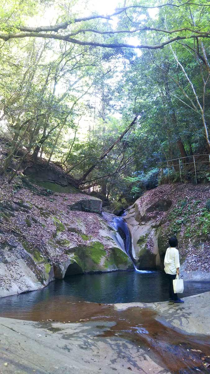 Ryuchin Falls / 龍鎮の滝