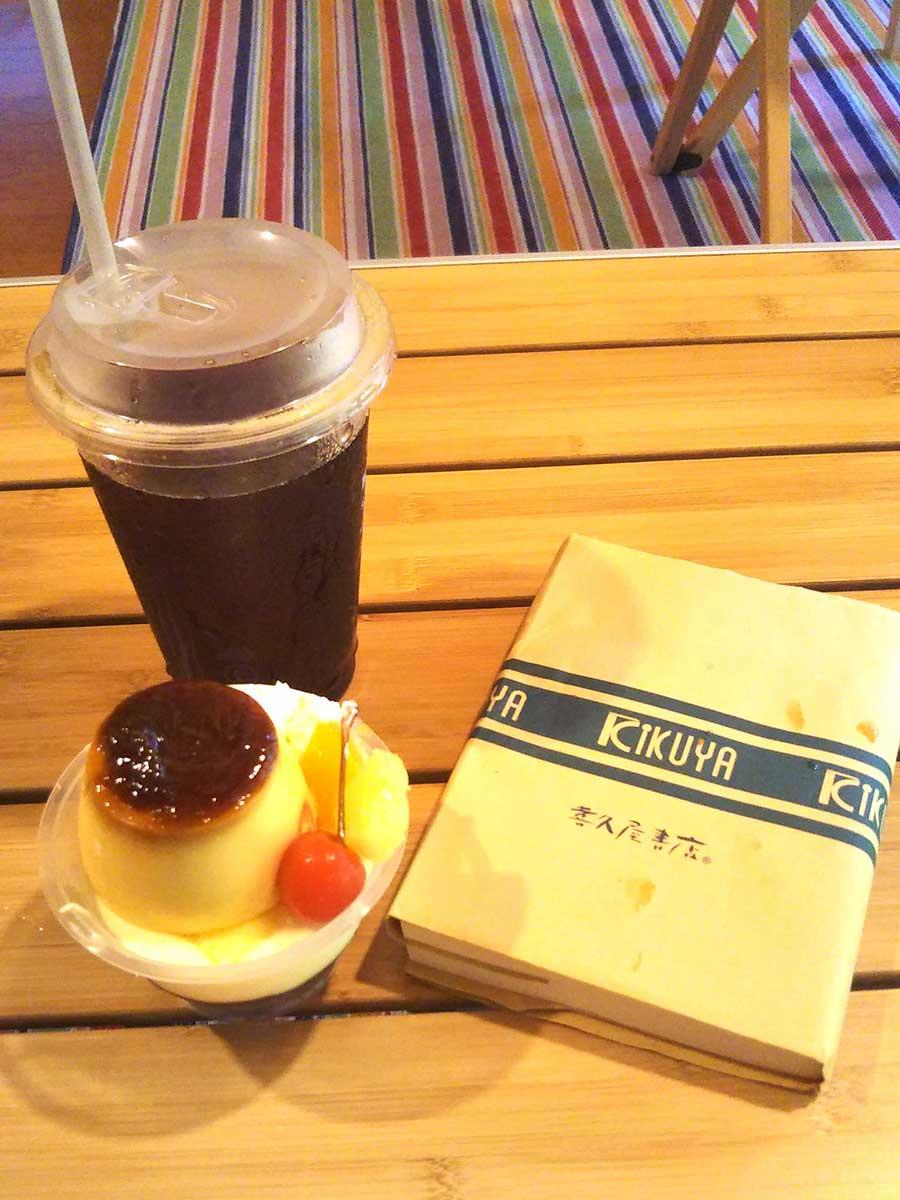 Coffee break / おやつタイム