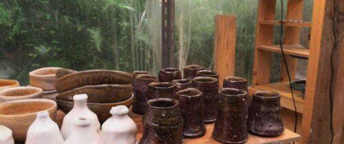 Pottery works / 陶芸作品