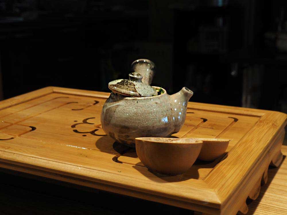 Green tea / お茶