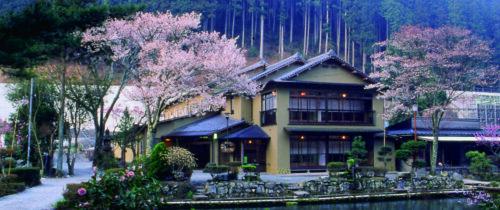 あまご池 高見山荘 / Takamisanso