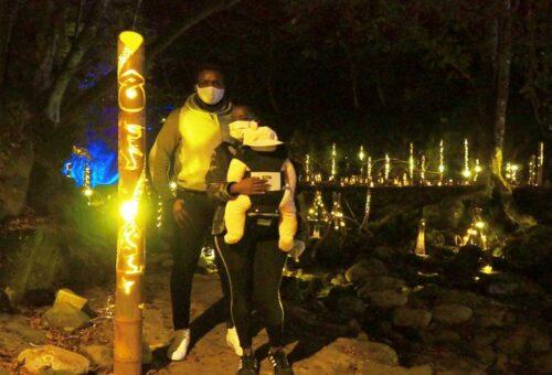 Photo spot at Akame Valley Bamboo Lantern Illumination