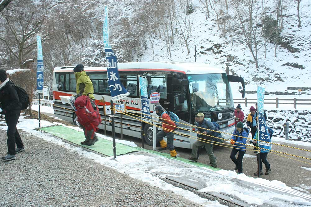 霧氷号 / Rime Ice Bus
