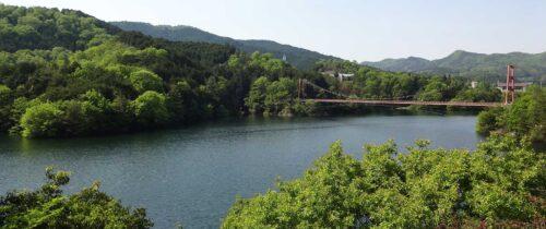 Lake Murou / 室生湖