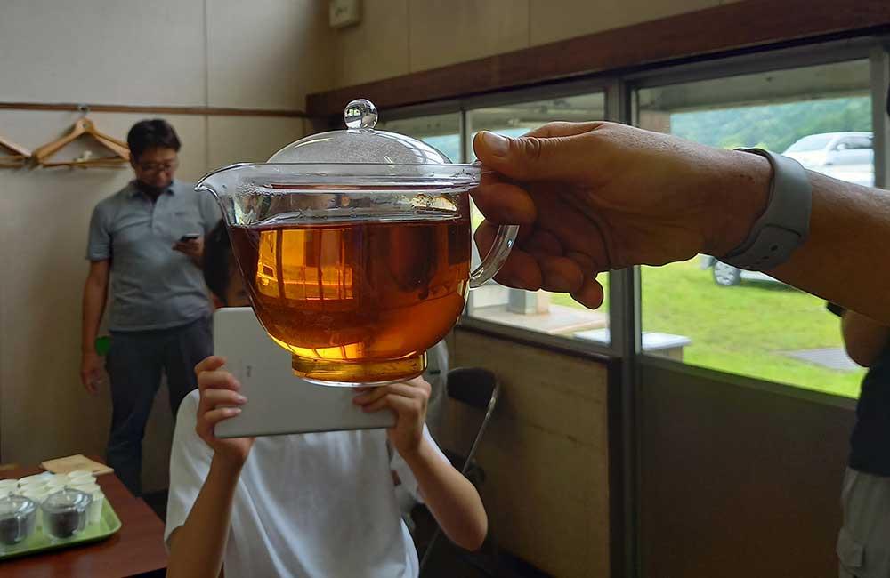 Japanese black tea / 和紅茶